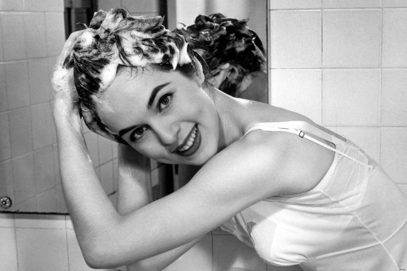 Vintage shampoo